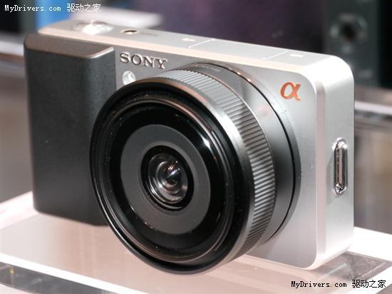 索尼宣布APS-C画幅可换镜头便携相机