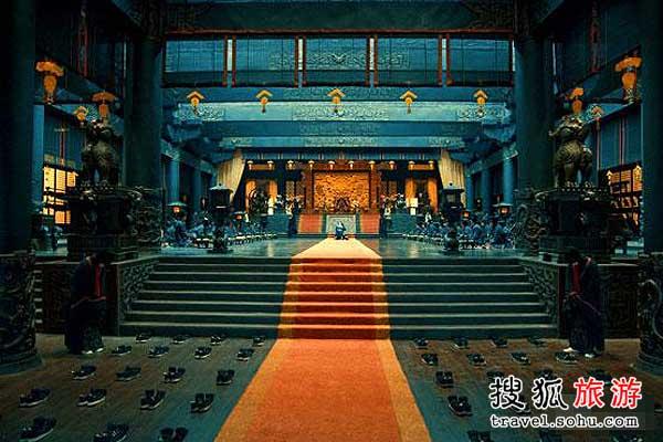 揭露汉朝皇室私密:后宫秘道通往何处?