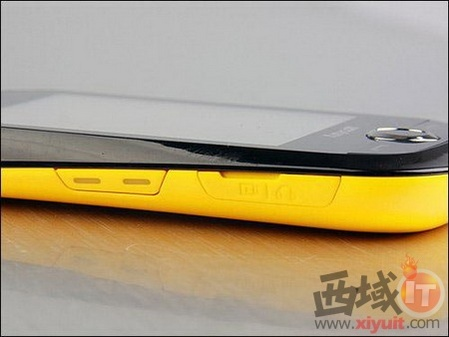炫酷暖色系 三星新机S3650C价格很温柔