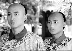 陈志朋与周杰当时在剧中饰演兄弟