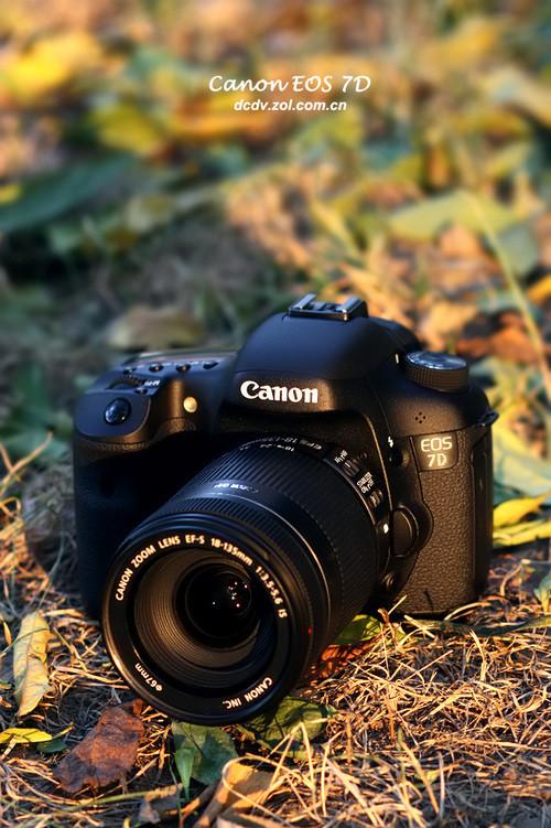 高清摄像、高速连拍 佳能7D防抖套机降价