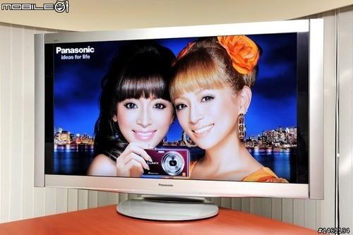 网友实测松下2.47cm超薄54寸等离子电视