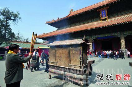 4.孔庙 求考学升迁
