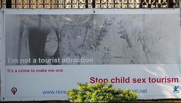 菲律宾10万儿童沦为童妓 一天被迫接客20人(图)