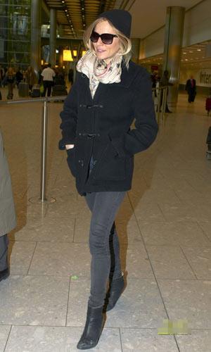 紧身牛仔裤穿出明星范儿之西耶娜-米勒