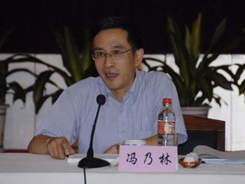 国家统计局人口就业司司长冯乃林(来源:资料图)