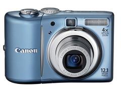 1200万像素防抖相机 佳能A1100 IS上市