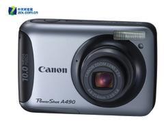 CES2010:佳能A495/A490发布
