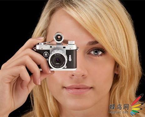 德国Minox发布全新微型复古相机DDC5.1