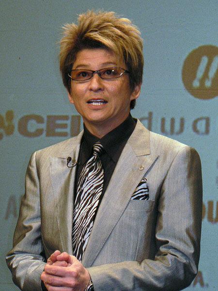 《斑马人2》男主角哀川翔
