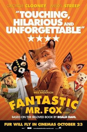 最佳动画片提名:《了不起的狐狸爸爸》