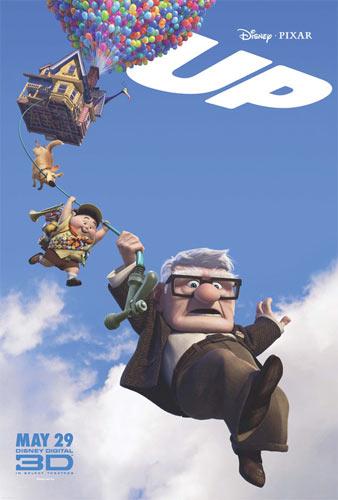 最佳动画片提名:《飞屋环游记》