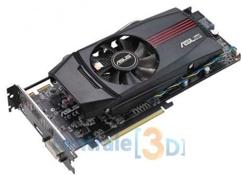 【02.24】华硕打造DirectCu版本Radeon HD 5830显卡