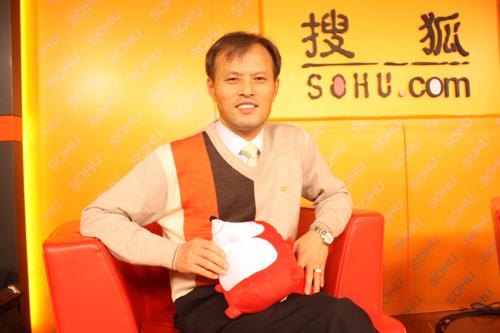 韩国乐扣乐扣株式会社中国区销售总裁总经理安秉国