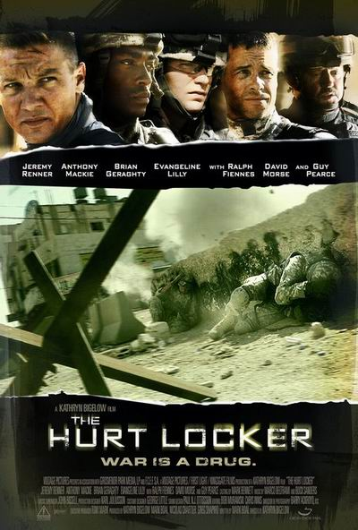 《拆弹部队》海报