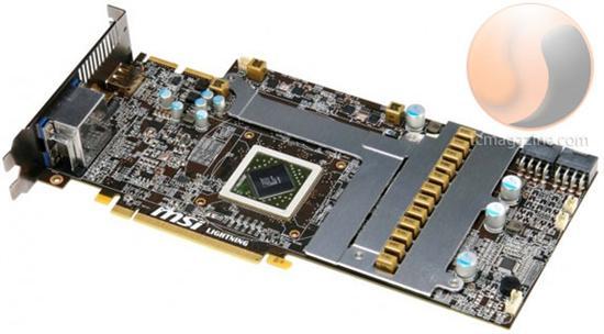 微星首款闪电版A卡:R5870 Lightning发布