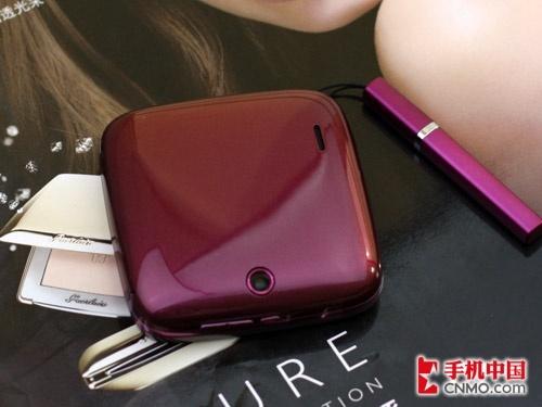 手机 天语/转屏新时尚!天语胭脂手机X90美图赏