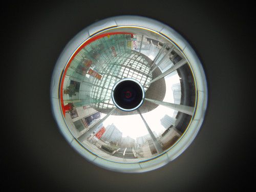 360°全景轻松上传 索尼bloggie评测首发