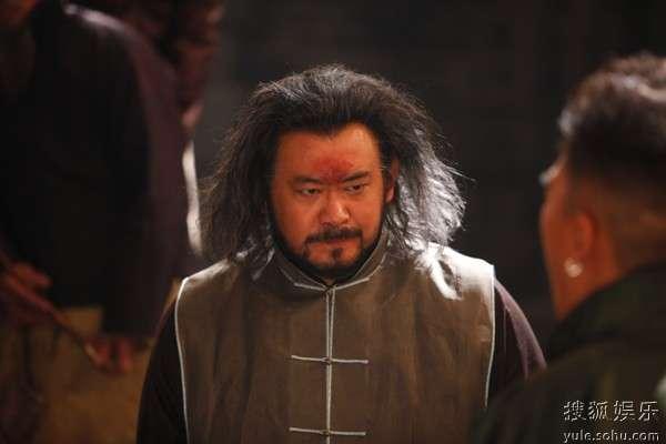 《雪花秘扇》男主角姜武