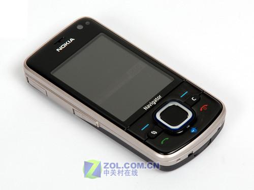 智能滑盖导航手机 诺基亚6210S仅1300元