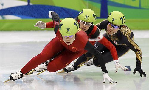 2月14日500米预赛