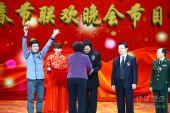 组图:春晚节目评选 歌曲《走向复兴》获特别奖