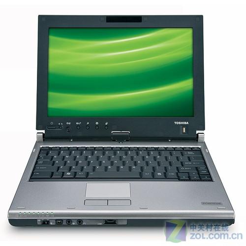 东芝 笔记本 设计/东芝Portege M780平板笔记本