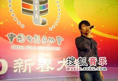 林申亮相演唱《许我一个红楼梦》