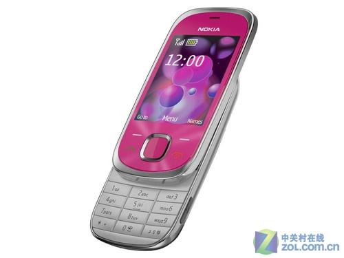 超时尚3G手机 诺基亚7230新机低价上市
