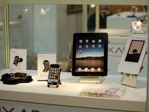 首个苹果ipad附件新鲜出炉 亮相CeBIT