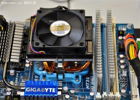 视频:AMD Phenom II X6六核心处理器展示
