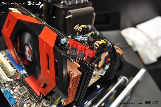 5870二合一:华硕ROG ARES公开展示、测试