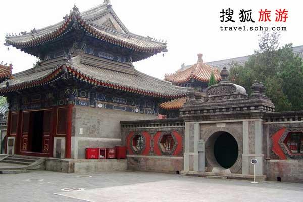 万寿寺――北京艺术博物馆的栖身之所