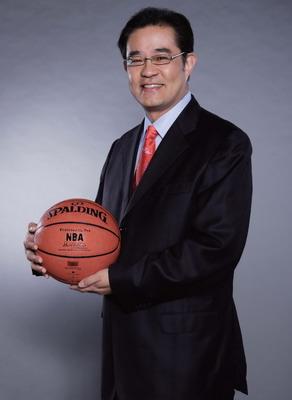 NBA 大中华区总裁陈永正