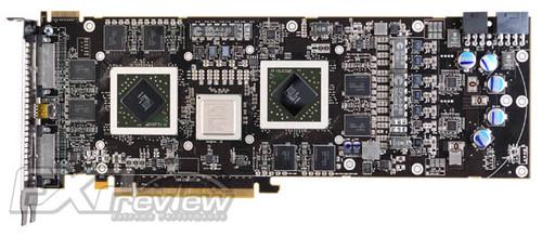 【02.26】华硕最强非公HD5970 Ares显卡PCB谍照曝光