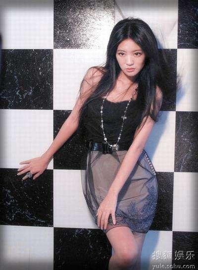 安以轩时尚写真