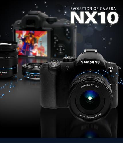 变革之心 新一代数码相机三星NX10一手资料