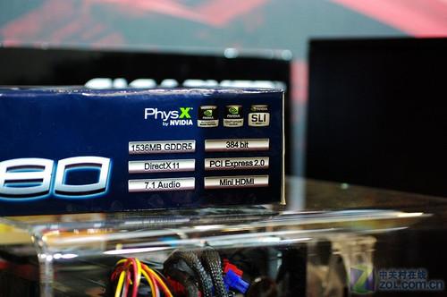 一线王者风范 技嘉GTX480零售产品亮相