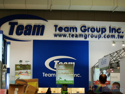 CeBIT 2010:Team