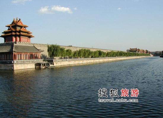 北京赏花景点大集锦 北京公园游活地图