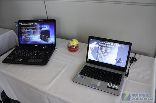 CeBIT 2010:宏�发布大量新品(组图)