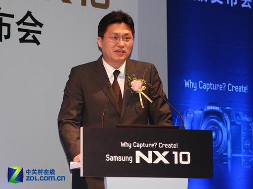三星NX10领航 三星2010年春节新品发布会