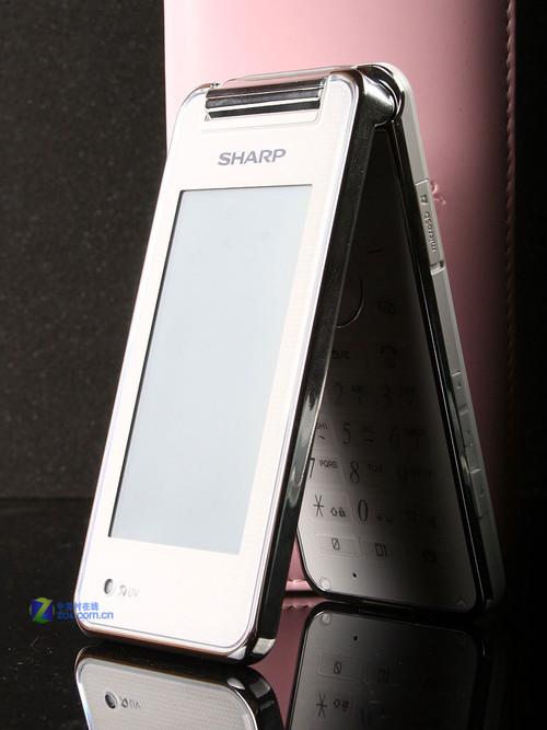内外双屏凸显个性魅力 夏普SH6228C图赏