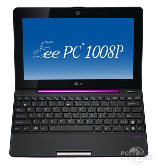 华硕跨界设计精品 EeePC 1008PKR上市