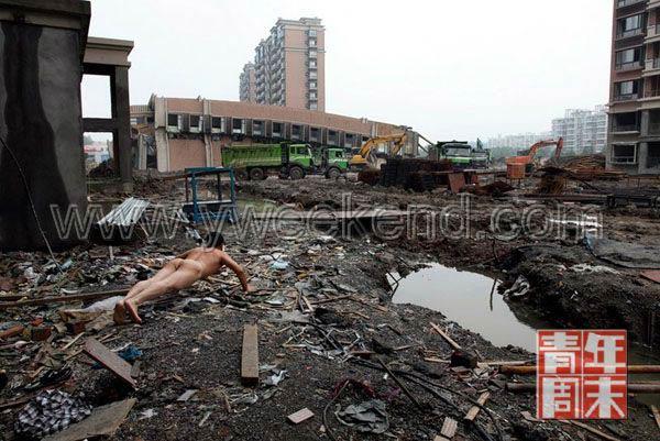 """《那一刻》2009年6月27日上海""""楼脆脆""""事件"""