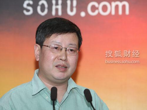经济学家、北京大学经济学院教授夏业良(摄影:唐怡民)