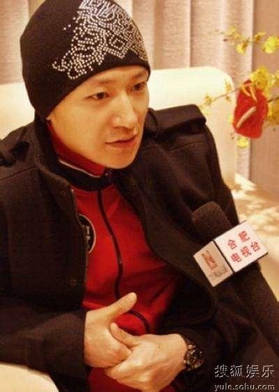 李宗翰接受采访