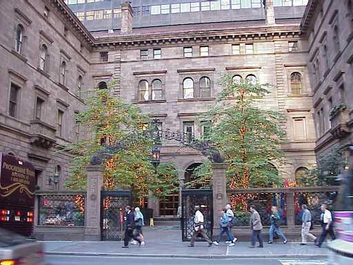 纽约王宫酒店