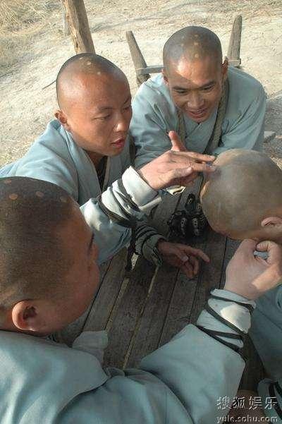 《少林寺传奇3》剧照