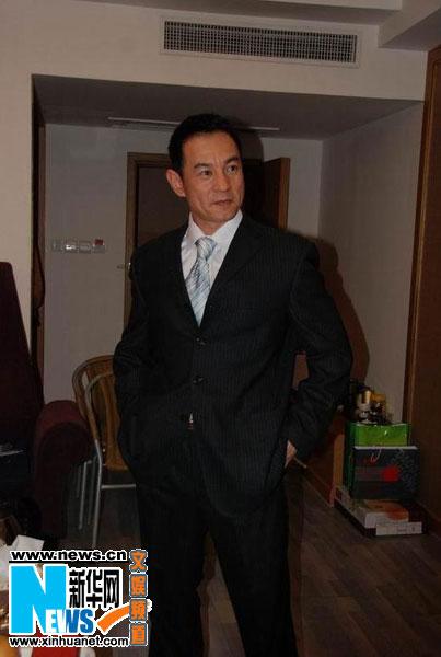 图:电视剧《老大的幸福》演员 周浩东饰傅吉安